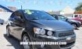 Chevrolet Sonic LTZ  2015 ID: 10547 Auto Usado o Seminuevo en  Seminuevos Guaymas: Guaymas, Sonora